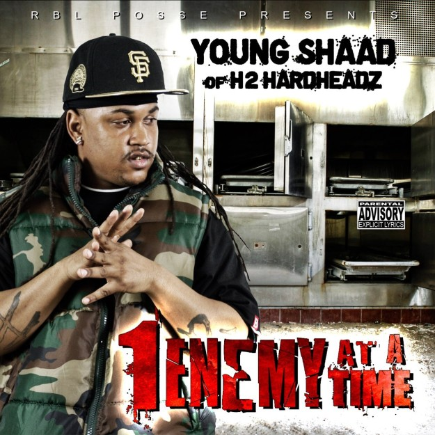 1 Enemy At a Time by Young Shaad