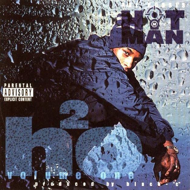 Hitman H20 Album Cover