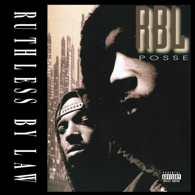 RBL POSSE - Ruthless By Law (Album)