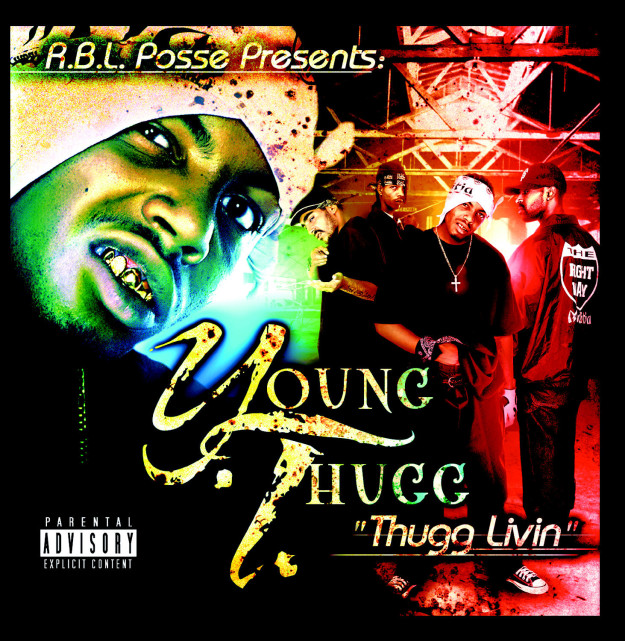 young Thugg - Thugg Livin - Album Cover