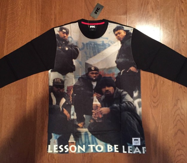 "Special Edition ""A lesson to be learned"" longsleeve"